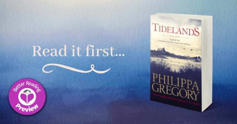 Preview Reviews: Tidelands by Philippa Gregory
