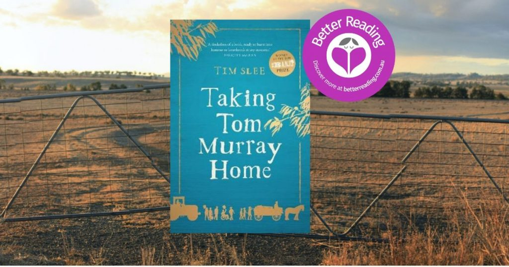 A Bittersweet, Hilarious and Touching Story: Read an Extract From Taking Tom Murray Home by Tim Slee