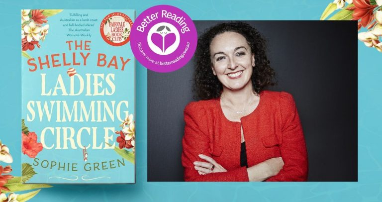 Friendships Always Seem Like They Should Come Easily: Sophie Green, Author of The Shelly Bay Ladies Swimming Circle, Talks About The Beauty of Friendship