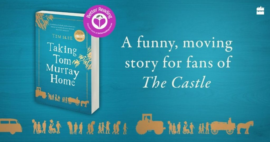Australian to the Core: Review of Taking Tom Murray Home by Tim Slee