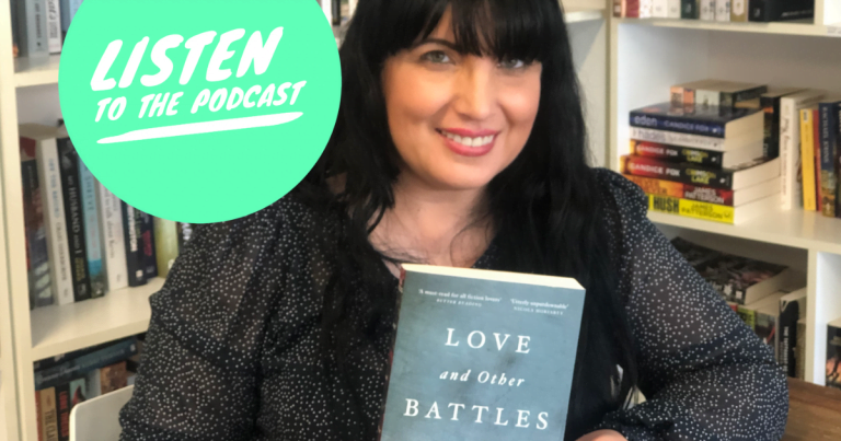 Podcast: Tess Woods talks About Juggling Two Physiotherapy Clinics and Her Novel, Love and Other Battles