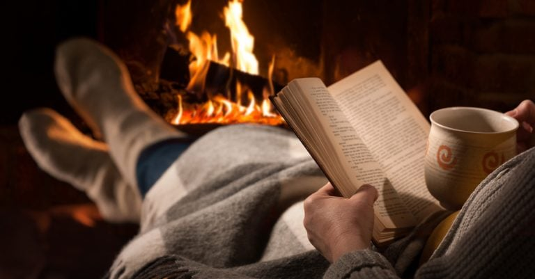 5 Warm Spots to Curl Up and Read This Winter