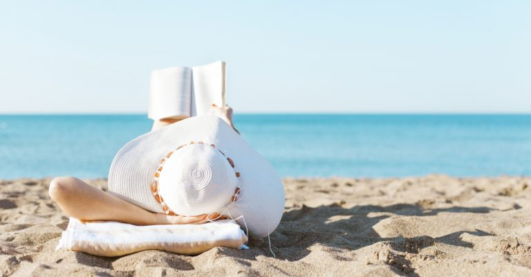 Hands Up Who's Over Winter? Here are Some Reads to Remind you of Summer
