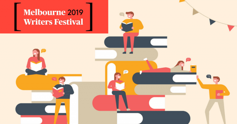 Book People News: In Melbourne? It's Time to Talk About Love at the MWF19