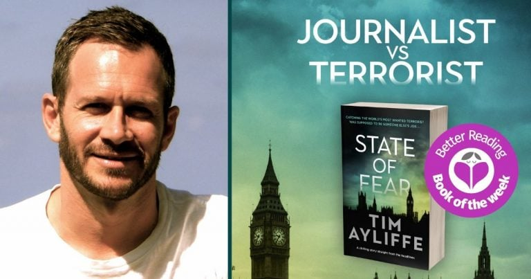Extremism is a Pox on our World – but so is Intolerance: Q&A with State of Fear Author, Tim Ayliffe