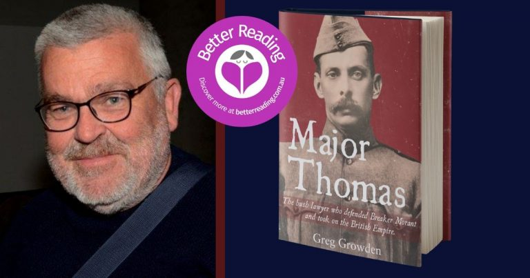 One Book Can Lead to Another: How Greg Growden Was Compelled to Write Major Thomas