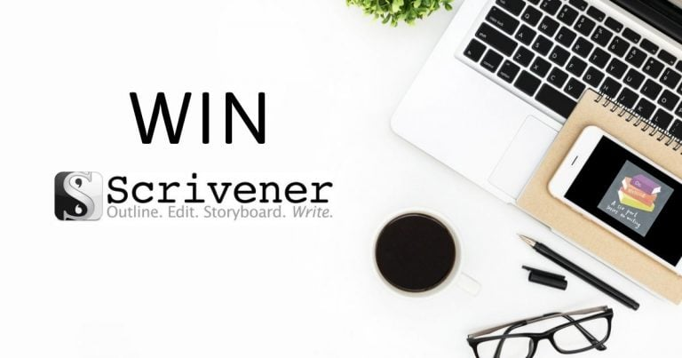 Do You Dream of Writing a Book? Win Your Own Scrivener Software