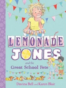 Lemonade Jones and the Great School Fete