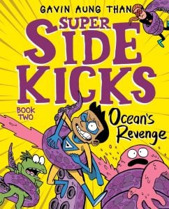 Super Sidekicks #2: Ocean's Revenge