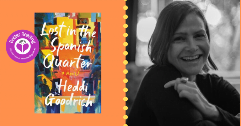 A Wonderful Love Story: Read an Extract From Lost in the Spanish Quarter by Heddi Goodrich