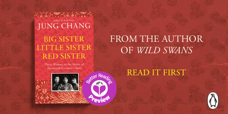 Better Reading Preview: Big Sister, Little Sister, Red Sister by Jung Chang