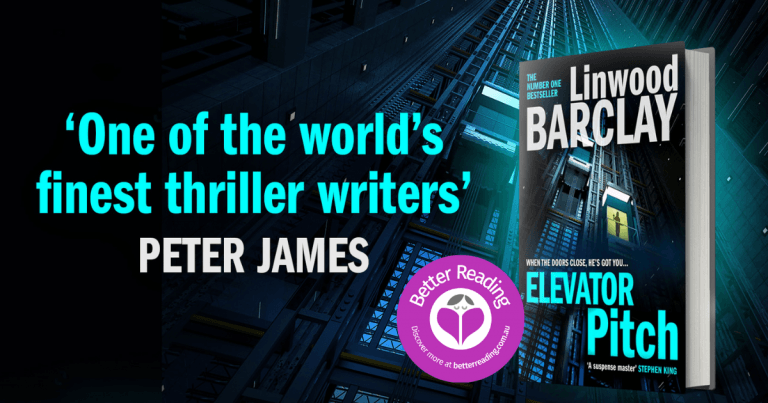 Would I Be Better Off Taking the Stairs? Q&A with Linwood Barclay, Author of Elevator Pitch