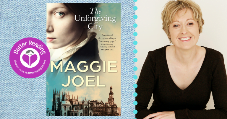 Each Character's Story is Completely Gripping: Read an extract from The Unforgiving City by Maggie Joel