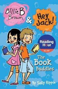 The Book Buddies: Australian Reading Hour Edition
