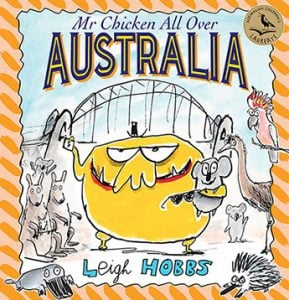 Mr. Chicken All Over Australia
