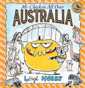 Mr. Chicken All Over Australia