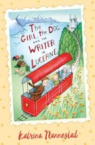 The Girl, the Dog and the Writer in Lucerne