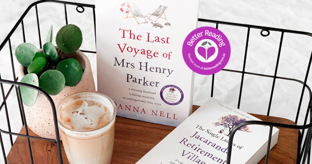 Utterly Delightful: Read an Extract from The Last Voyage of Mrs Henry Parker by Joanna Nell