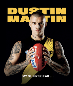 Dustin Martin: My Story So Far...