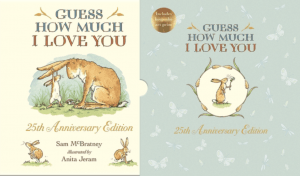 Guess How Much I Love You: 25th Anniversary Slipcase Edition