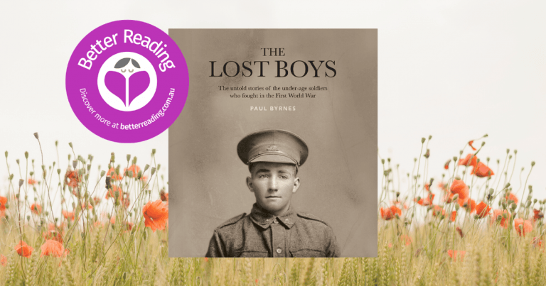 An Extraordinary Book: Read an Extract From The Lost Boys by Paul Byrnes
