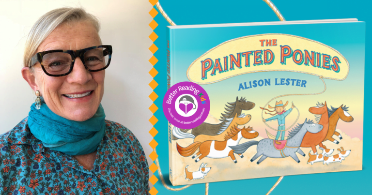 Behind the Painted Ponies: Alison Lester Shares the Inspiration for her New Book