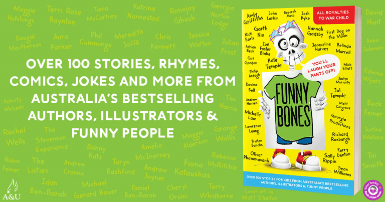 An Epic Book: Review of Funny Bones Edited by Kate and Jol Temple and Oliver Phommavanh