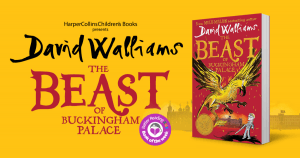 A Worthy Heir: Review of The Beast of Buckingham Palace by David Walliams