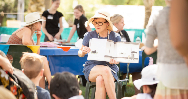 Blockbuster Program for Young Readers: Adelaide Writer's Week