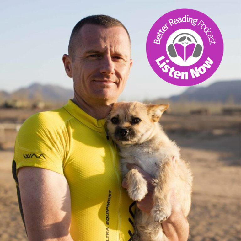 Dion Leonard on Running Ultra Marathons and Meeting Gobi the Chinese Stray Desert Dog
