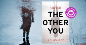 A Very Clever Psychological Thriller: Review of The Other You by J.S. Monroe