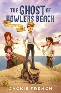 The Ghost of Howlers Beach: The Butter O'Bryan Mysteries