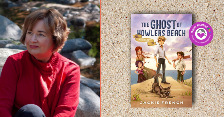A Good Book Should Take You to Places You Have Never Been Before: Q&A with Jackie French