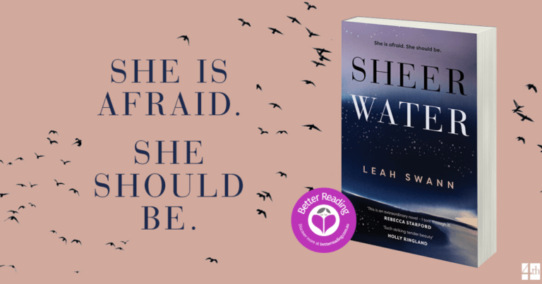 Take a Sneak Peek at Leah Swann's Extraordinary Literary Debut, Sheerwater