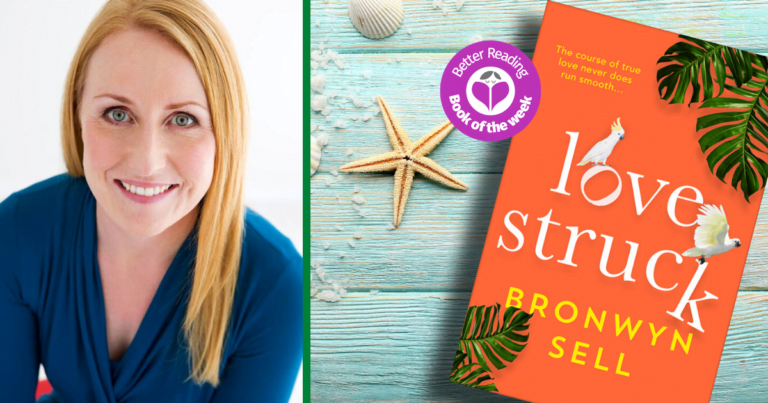 Lovestruck Author Bronwyn Sell Answers Five Quick Questions