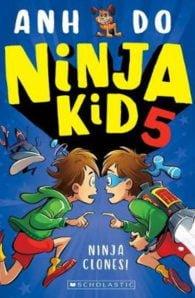 Ninja Kid #5:Ninja Clones
