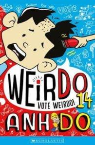 WeirDo #14 : Vote Weirdo