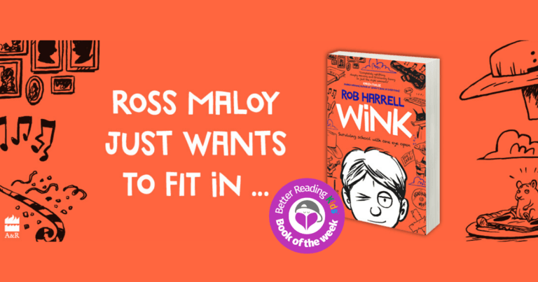Creating Understanding Around Difference: Review of Wink by Rob Harrell