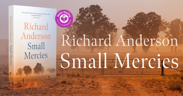 Take a Sneak Peek at Richard Anderson's Exquisite, Small Mercies