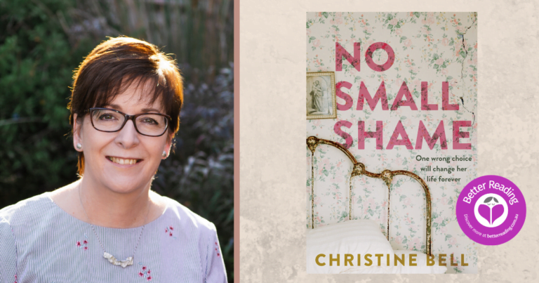 Read About how Christine Bell Went Down a Mine Shaft When Writing No Small Shame