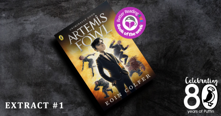 Criminally good mastermind at work: Read an extract from Artemis Fowl by Eoin Colfer