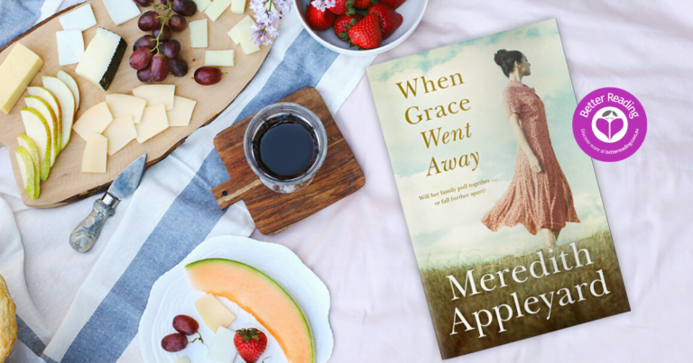Try a Sample Chapter From Meredith Appleyard's When Grace Went Away