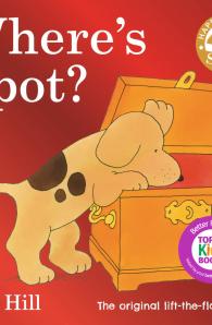 Where's Spot? 40th Anniversary Edition