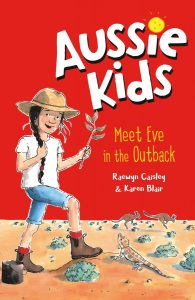 Aussie Kids: Meet Eve In The Outback
