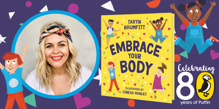 Sing along story: 5 tips from Taryn Brumfitt, author of Embrace Your Body
