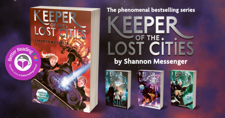 Truly remarkable: Read a review of Keeper of the Lost Cities by Shannon Messenger