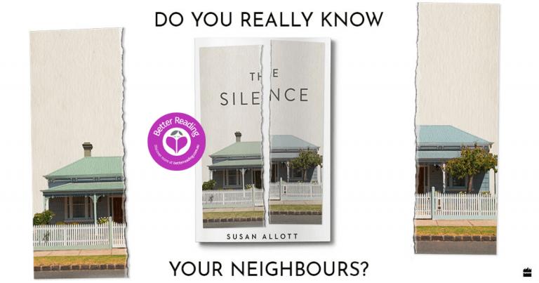 Susan Allott's The Silence is a Stunning Debut