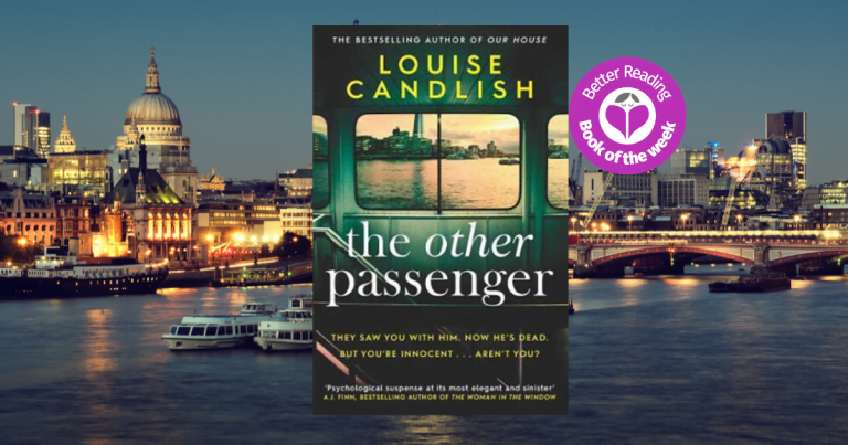 Read a Sample Chapter of The Other Passenger, the Thrilling New Novel by Louise Candlish