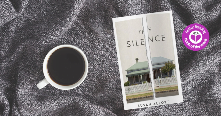 I Hope it Makes People Think: Q&A with The Silence Author, Susan Allott