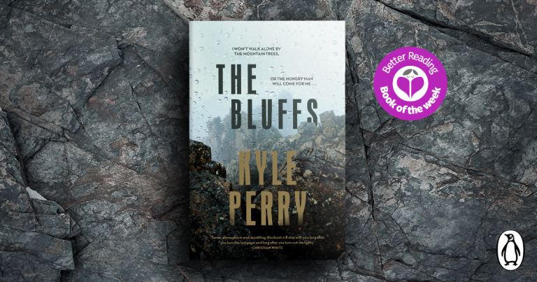 Kyle Perry's The Bluffs is a Thrilling and Immersive Debut